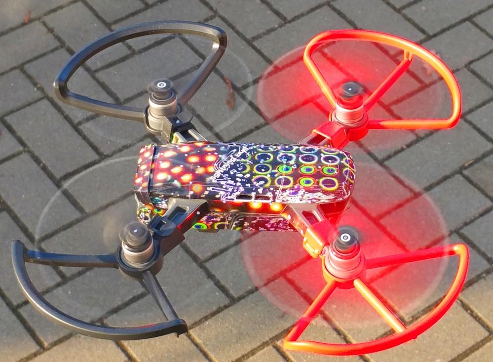 lightning bug front park Decal 04 klein